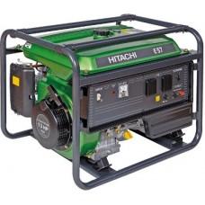 Генератор бензиновый HITACHI E57S, 5,7 кВТ