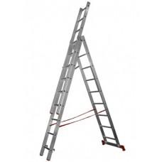 Лестница-стремянка VIRA 3х9 арт.600309