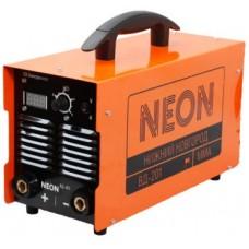 Выпрямитель инвекторный для дуговой сварки NEON ВД-201 (сварочник)